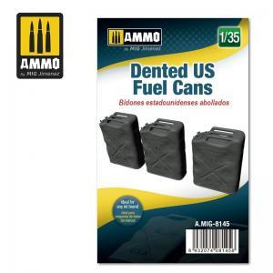 Ammo Mig Jimenez Dented US Fuel cans