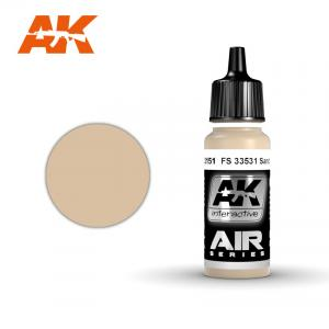 AK Interactive FS 33531 Sand 17ml