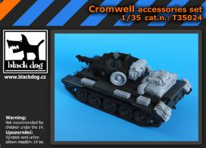 Black Dog Cromwell - Accessories Set (TAM)