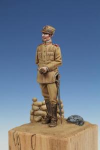 Bodi Italian Officer WWI