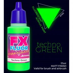 Scale75 TECHNO GREEN, 17ml