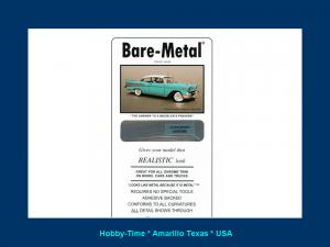 Bare Metal Foil Bare Metal Foil - Ultra Chrome