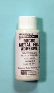 Micro Scale Micro Metal Foil Adhesive