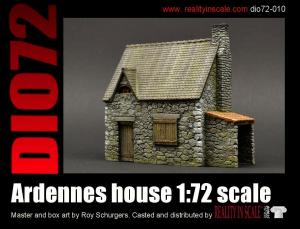 Reality in Scale Ardennes House