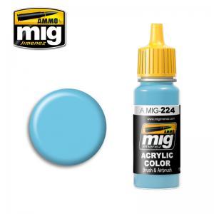 Ammo Mig Jimenez FS 35250 SKY LINE BLUE