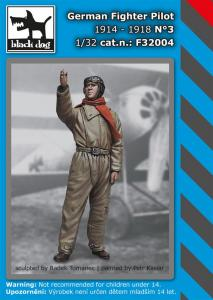 Black Dog German Fighter Pilot 1914-1918 No.3