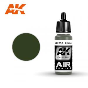 AK Interactive AII Green 17ml