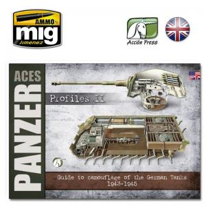 Ammo Mig Jimenez Panzer Aces - Profiles Vol.2
