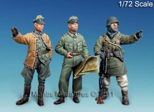 Mantis Miniatures German Officers