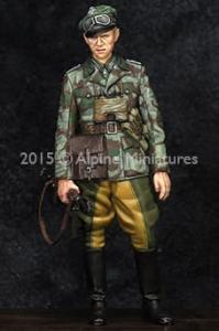 Alpine Minatures German Grenadier Officer