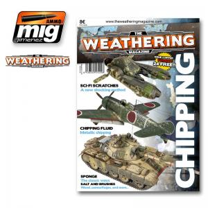 Ammo Mig Jimenez The Weathering Magazine #3, Chipping