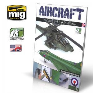 Ammo Mig Jimenez Aircraft Modelling Essentials