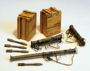 Plus Model Bazooka M9