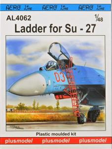 Plus Model Ladder for Sukhoi Su-27