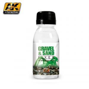 AK Interactive GRAVEL & SAND FIXER