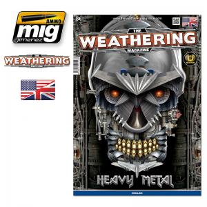 Ammo Mig Jimenez The Weathering Magazine #14, Heavy Metal