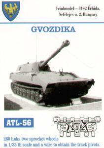 Friulmodel 2S1 Gvozdika SPH - Track Links
