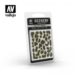 Vallejo WILD TUFT - SWAMP 4 MM