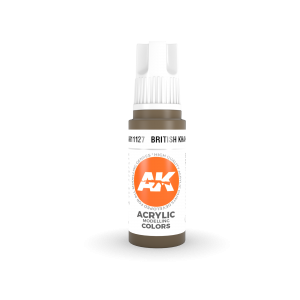 AK Interactive British Khaki 17ml