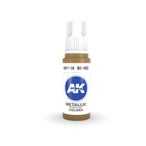 AK Interactive Bronze 17ml