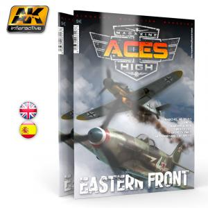 AK Interactive Issue 10. A.H. EASTERN FRONT - English