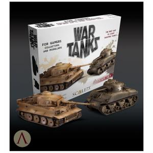 Scale75 WAR TANKS STARTER SET
