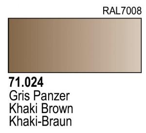 Vallejo Model Air 024 - Khaki Brown