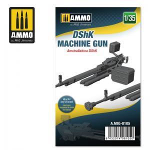Ammo Mig Jimenez DShk Machine Gun