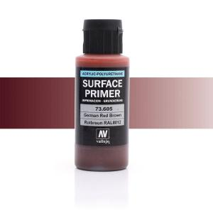 Vallejo Primer, German Red Brown, 60 ml