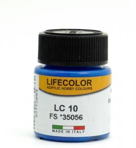 LifeColor blue - 22ml