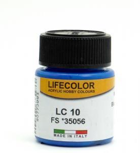 LifeColor blue - 22ml