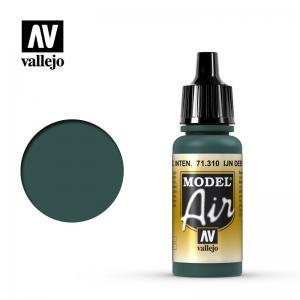 Vallejo Model Air 310 - IJN Deep Dark Green