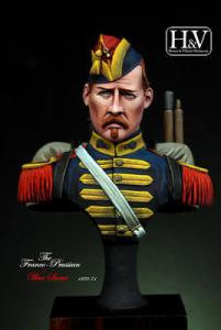 Heroes & Villains Voltigeur of Imperial Guard 1870 1/16