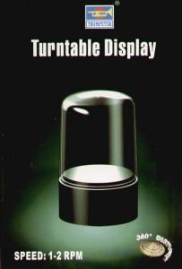 Trumpeter Turntable Display - 84 x (47+ 83)mm Round Cover