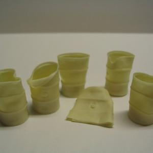 Reality in Scale Crushed & Dented Jerry Cans (6 pcs.)