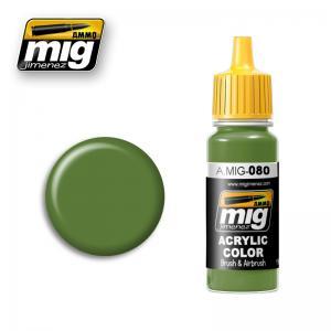 Ammo Mig Jimenez BRIGHT GREEN