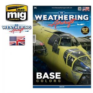 Ammo Mig Jimenez The Weathering Aircraft, #4, Base Colors