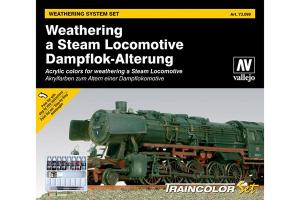 Vallejo Model Color - Weathering Steam Locomotives