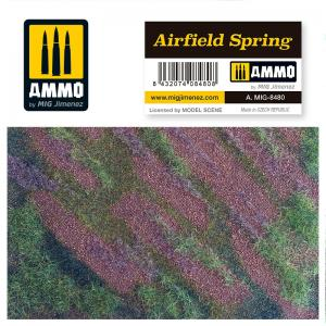 Ammo Mig Jimenez Airfield - Spring