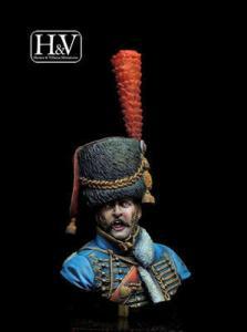 Heroes & Villains La Derniere Charge, Le Hussard 1815 1/16