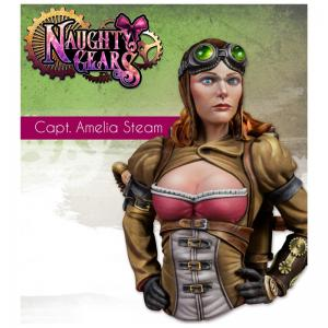 Scale75 CAPTAIN AMELIA STEAM