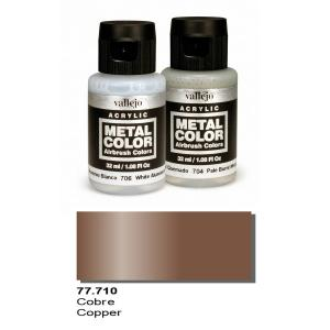 Vallejo Metal Color, Copper, 32ml.