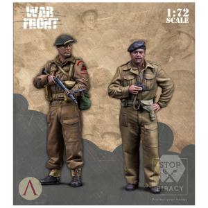 Scale75 BRITISH TROOPS