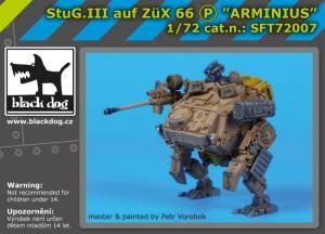 Black Dog Stug III 'ARMINIUS' (sci-fi)