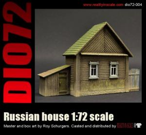Reality in Scale Russian House