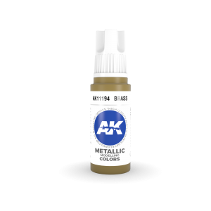 AK Interactive Brass 17ml