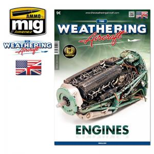 Ammo Mig Jimenez The Weathering Aircraft, #3 Engines