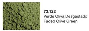 Vallejo Pigment 30 ml - Faded Olive Green