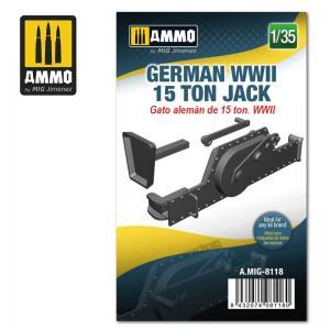 Ammo Mig Jimenez German WWII 15 ton Jack