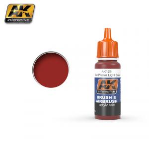 AK Interactive Red Primer Light Base 17 ml